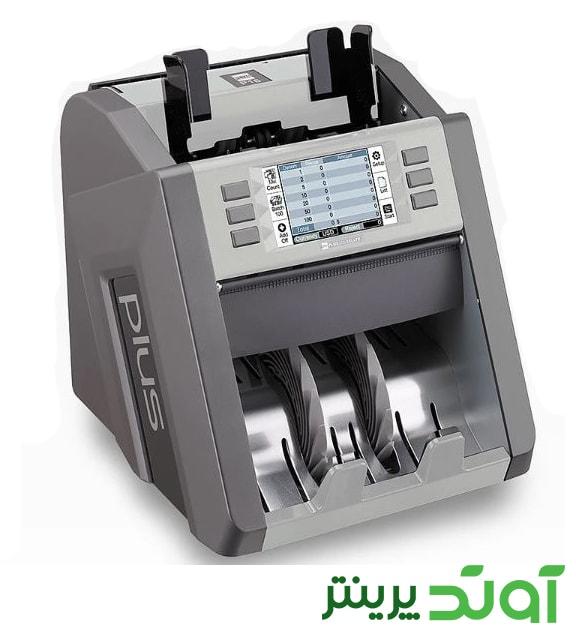 دستگاه سورتر ارز شمار Sorter Plus P16 چگونه عمل می کند