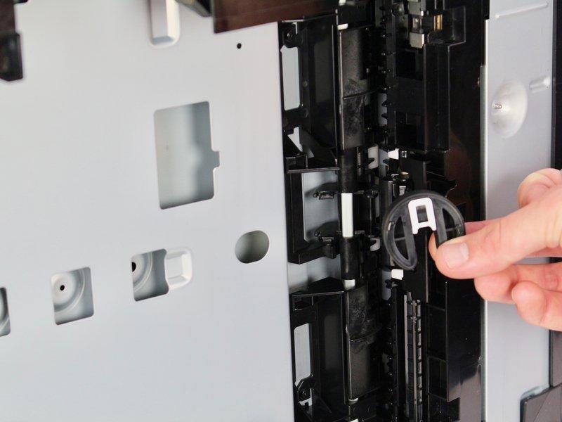 تعویض کاغذ کش پرینتر HP مدل Laserjet Pro 200 Color MFP