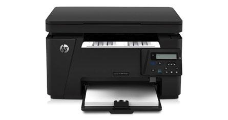رفع ایراد پرینتر HP LaserJet Pro M125