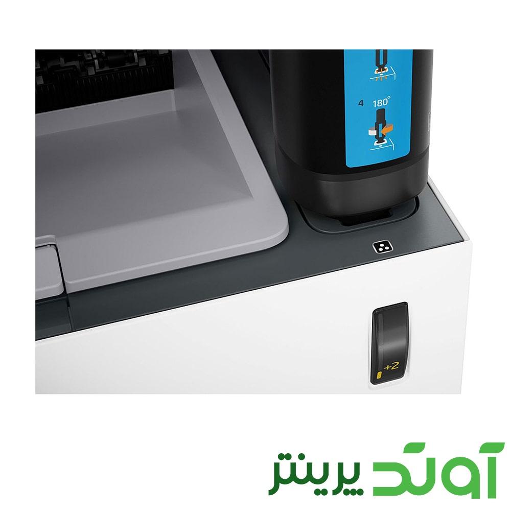 در HP Neverstop 1000A Laser Printer قابلیت