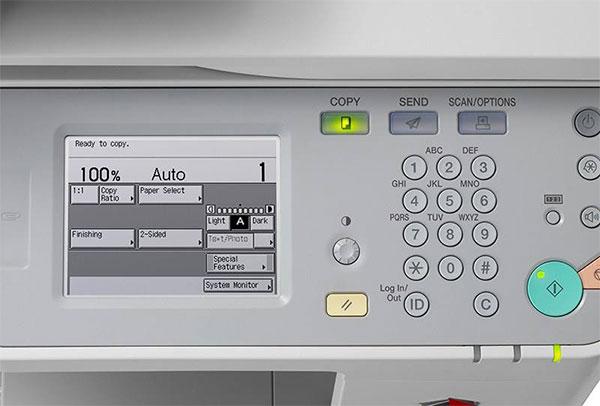 دستگاه کپی IR2520 کانن
