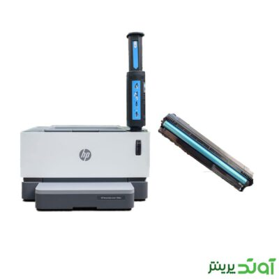 HP Never stop Laser 1000W قابلیت چاپ عکس