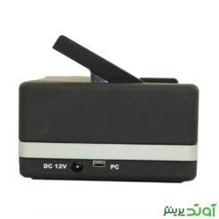 دستگاه تشخیص ارز دورس ۲۳۰ - دستگاه اسکناس شمار - دستگاه دورس 230 - آوند پرینتر