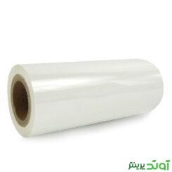 ریبون سوپر رزین Super Resin Ribbon 110x300 سفید - ریبون لیبل پرینتر