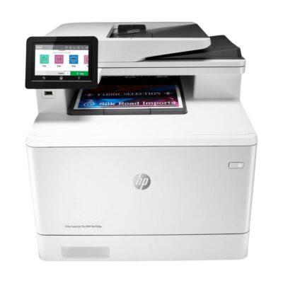 پرینتر لیزری رنگی HP Color LaserJet Pro MFP M479fdn