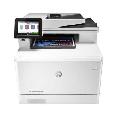پرینتر لیزری رنگی HP Color LaserJet Pro MFP M479fdw