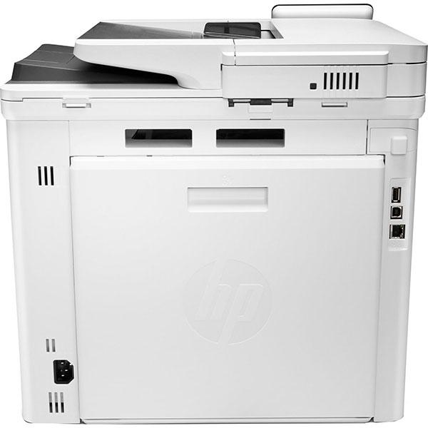 اتصالات HP Color LaserJet Pro MFP M479fdn