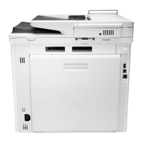 اتصالات HP Color LaserJet Pro MFP M479fdw