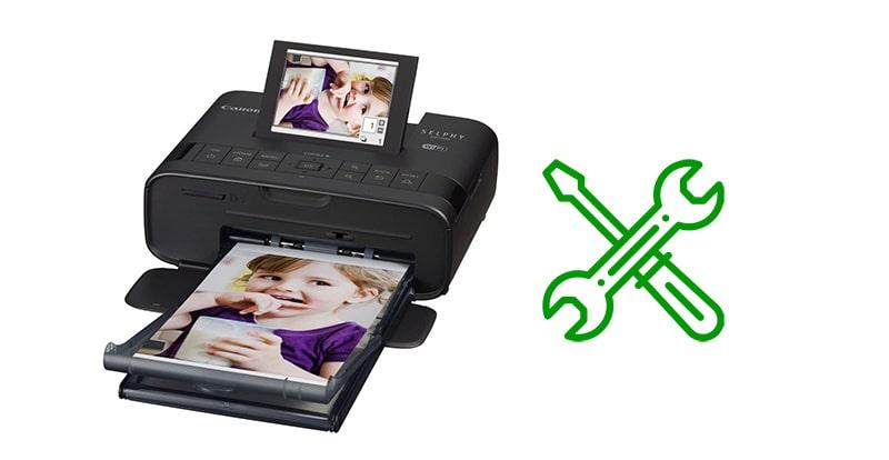 راهنمای جامع برای راهاندازی و تنظیم پرینتر Canon Selphy CP1300