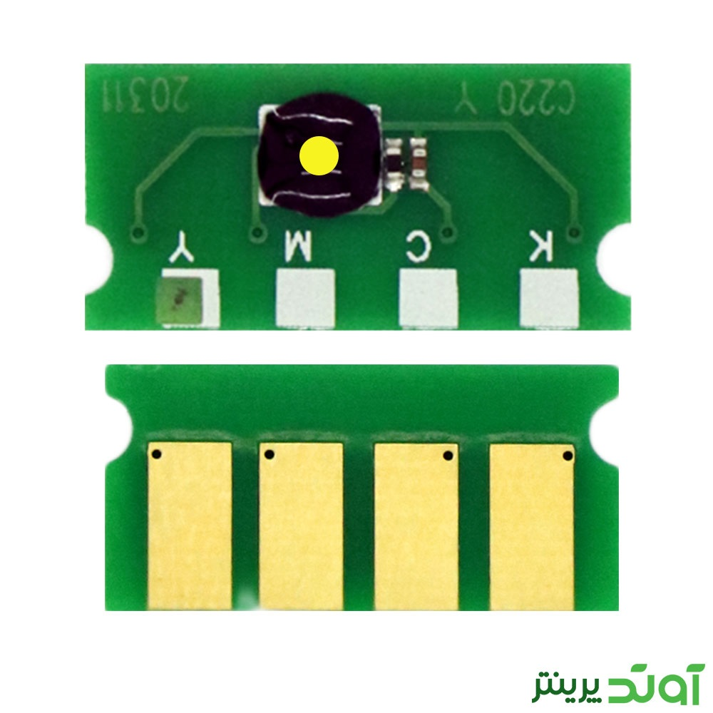 Ricoh-C220-Cartridge-Chipset