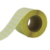 لیبل (برچسب) کاغذی دایره 10 میلی متر