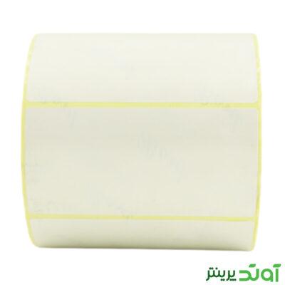 100×50 PVC label single-row 2