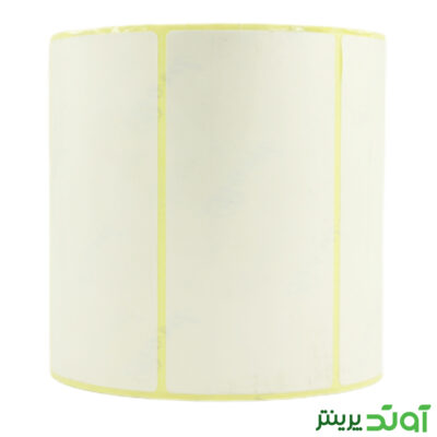 100×50 PVC label single-row 3