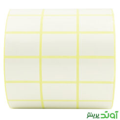 31×21 Label PVC three rows2