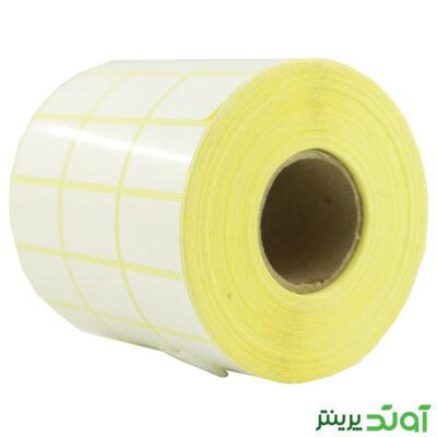 31×21 Label PVC three rows 3