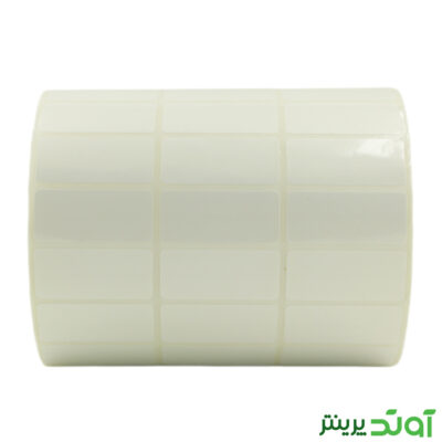 34×15 Label PVC three rows 2