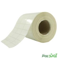 34×15 Label PVC three rows 3