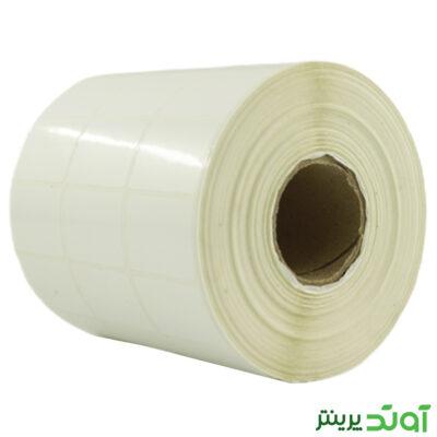 35×25 Label PVC three rows 3