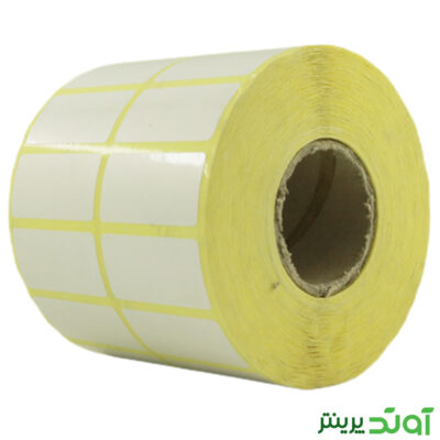 40×20 PVC label single-row  3