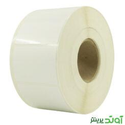 51×34 PVC label single row 1