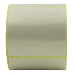 80×80 PVC label single-row 3