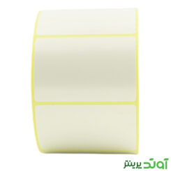 PVC label single row 40 × 60 1