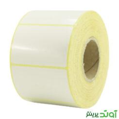 PVC label single row 40 × 60 5
