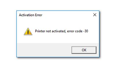 رفع خطای Code 30 در ویندوز 10 (فعال نبودن پرینتر)