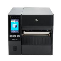 چاپگر لیبل و بارکد صنعتی Zebra ZT421 300dpi