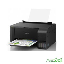 پرینتر چندکاره جوهر افشان اپسون EPSON EcoTank L3111 printer