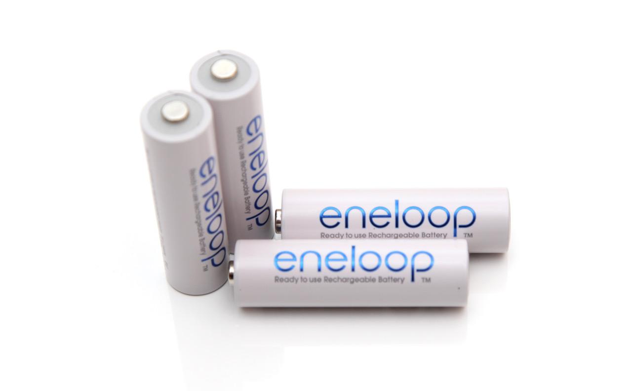 باتری قلمی Panasonic eneloop AA 1.2V