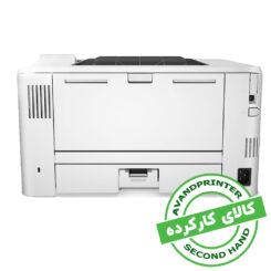 پرینتر لیزری HP LaserJet M402n استوک