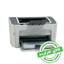 پرینتر لیزری HP LaserJet P1505 استوک
