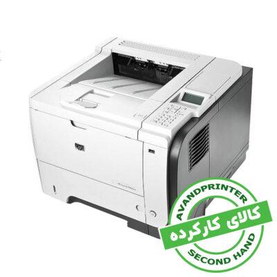 پرینتر لیزری HP LaserJet P3015dn استوک