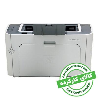 پرینتر لیزری HP LaserJet Pro p1505 استوک