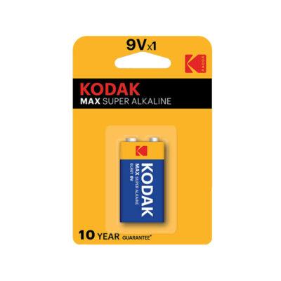 باتری کتابی کداک kodak Max 6LR61 9Vx1