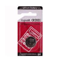 باتری سکه ای Maxell CR 2032 3V