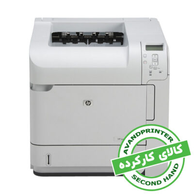 پرینتر لیزری HP LaserJet p4014dn استوک