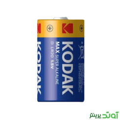 باتری D بزرگ کداک Max Super D 1.5Vx2