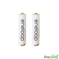 باتری نیم قلمی Panasonic eneloop AAA 1.5V