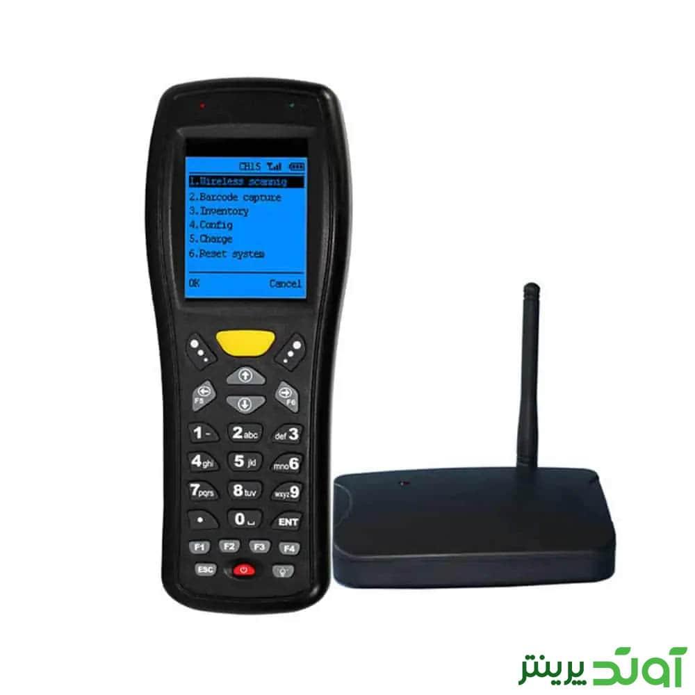 Axium 8223 Wireless Barcode Reader