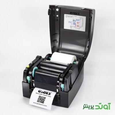 Goodex desktop label and barcode printer