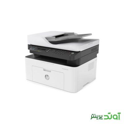 HP LaserJet Pro M137fnw Multifunction Laser Printer