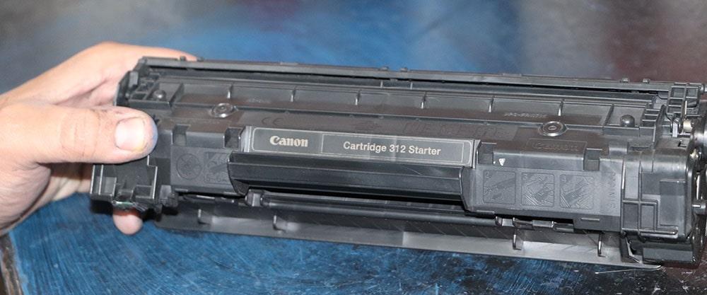 شارژ کارتریج Canon