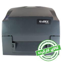 چاپگر لیبل و بارکد گودکس G500 استوک