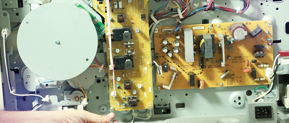 تعمیر دستگاه کپی | تعمیر انواع دستگاه های کپی در محل