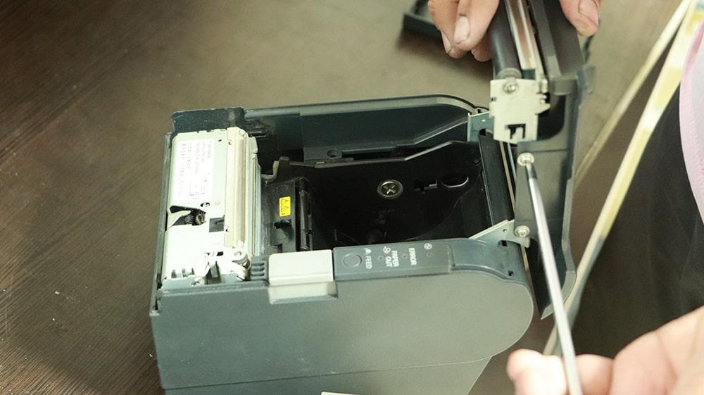 تعمیر دستگاه فیش زن